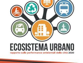 """Reggio quinta nella classifica generale di """"Ecosistema urbano"""" 2020 di Legambiente"""
