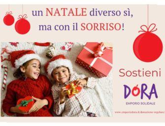 Reggio. Al via la campagna natalizia dell'emporio Solidale Dora