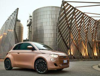 Politecnico Iren con nuova Fiat 500 Full Electric