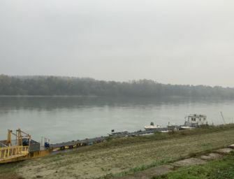 A novembre insolito calo delle portate del fiume Po: fino al 40-50% in meno