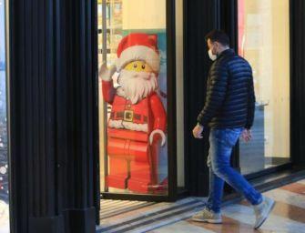 """Il commercio reggiano chiude il 2020 a -5,3% nonostante la """"ripresina"""" natalizia"""