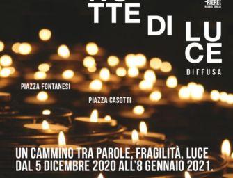 Giornata della disabilità, Reggio si colora con luci di magiche atmosfere