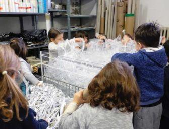 Reggio Children e Remida in un progetto europeo contro la cultura dello scarto