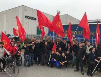 Cgil: ancora scioperi alla Cobo di Cadelbosco: adesioni al 90%