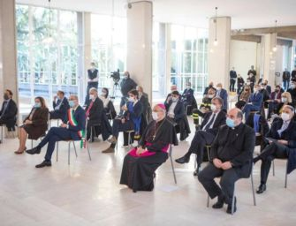 La nuova vita del Seminario vescovile di Reggio, inizia la storia del terzo polo universitario