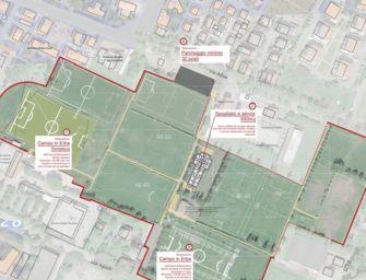 Polo sportivo via Agosti, al Comune in usufrutto l'area della diocesi per 25 anni