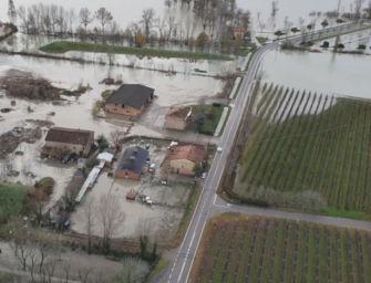 Alluvione del fiume Panaro, tra le cause le tane degli animali e il materiale con cui fu costruito l'argine