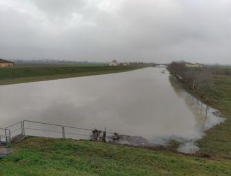 Emergenza idraulica post-rottura dell'argine del fiume Panaro, prosegue il lavoro della bonifica Burana