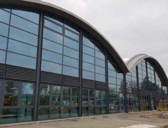Quasi ultimati i lavori per il nuovo Centro meteo europeo di Bologna
