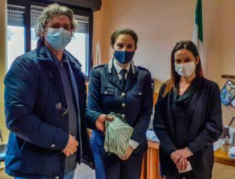 Le detenute reggiane donano le mascherine alla Cia