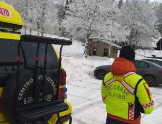 Ancora disperso sull'Appennino parmense lo scialpinista scomparso il 28 dicembre