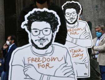 Zaki, prolungata la detenzione in Egitto