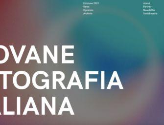 Online il nuovo sito di Giovane Fotografia Italiana, il progetto per fotografi under 35