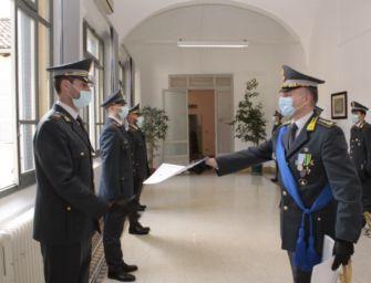 Reggio, otto nuove Fiamme Gialle assegnate alla caserma della Guardia di Finanza di via Mazzini