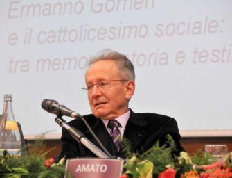 Modena. Morto Luciano Guerzoni: tra i fondatori dei Cristiano sociali, ex sottosegretario all'università