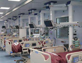 Emergenza Covid, a Modena verso l'apertura l'hub di terapia intensiva al Policlinico