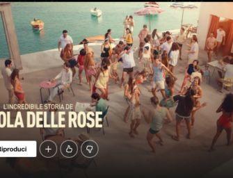 """Online su Netflix """"L'incredibile storia dell'Isola delle Rose"""", il film con la reggiana Violetta Zironi"""
