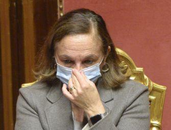 La ministra dell'Interno Lamorgese positiva al coronavirus