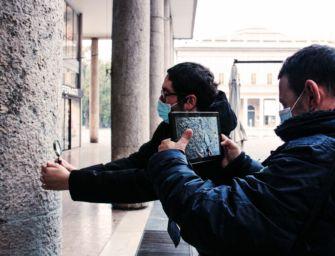 A Reggio il fotografo Luca Manfredi al lavoro con sei persone con disabilità per reinterpretare le collezioni museali
