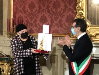 """A Vasco Rossi il """"Nettuno d'oro"""" del Comune di Bologna"""
