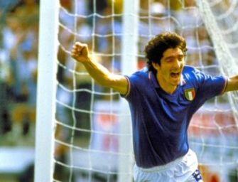 È morto Paolo Rossi. Addio Pablito, sei l'eroe del Mundial '82 in Spagna
