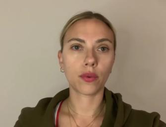 Anche Scarlett Johansson chiede la scarcerazione di Patrick Zaki
