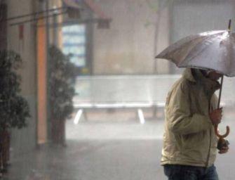 Allerta gialla per temporali e vento in Emilia