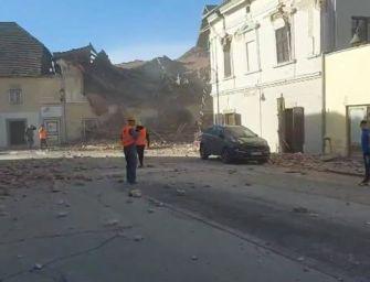 Terremoto di 6.4 in Croazia: ci sono morti. La scossa avvertita in Emilia. Sisma anche nel Veronese: 4.4