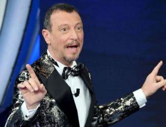"""""""Sanremo si farà ma senza pubblico"""". Amadeus pronto a lasciare. E Rossi (Pd): forse non ha capito il momento"""