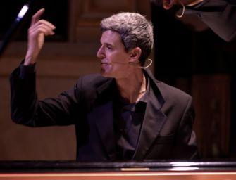 Dal teatro Valli di Reggio due lezioni-concerto in streaming con Emanuele Ferrari