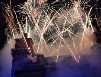 Incendio del Castello estense: un segnale di speranza