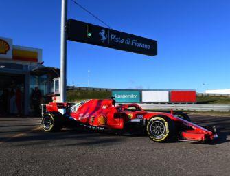 F1: Leclerc in pista a Fiorano Modenese, prime prove stagionali per la Ferrari