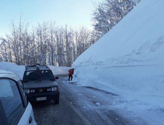 Martedì 12 gennaio chiusa la strada provinciale 324 al Passo delle Radici per rischio slavina