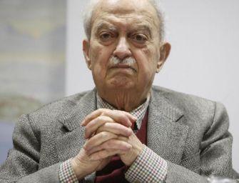 Morto Macaluso, comunista e libertario