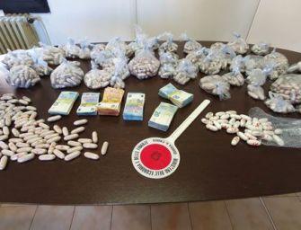 Valsamoggia. Trovati e sequestrati 15 kg di cocaina ed eroina, sei persone in arresto