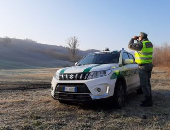 Modena, cacciatore multato per il mancato rispetto delle limitazioni anti-Covid e del calendario venatorio