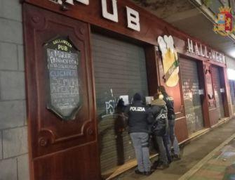 Pub di Bologna continuava a violare le norme anti-Covid: il gip convalida il provvedimento di sequestro