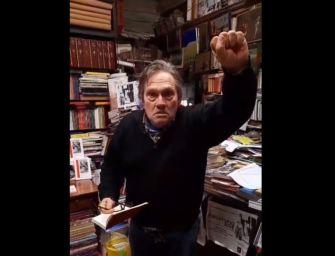 Cent'anni del Pci alla Libreria del Teatro, Raspini declama Zinov'ev