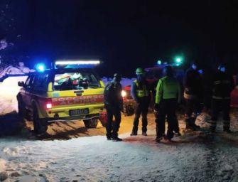 Borgotaro, salvati dal Soccorso 2 scialpinisti 17enni dispersi sull'Appennino parmense
