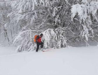 Schia-Monte Caio, dopo 4 giorni ancora nulla dello scialpinista 52enne di Parma