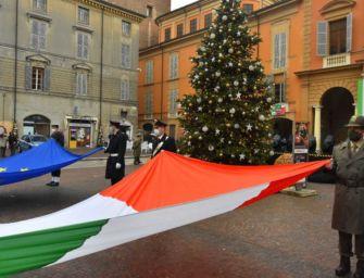 Reggio, le celebrazioni del 224° anniversario del Primo Tricolore
