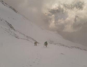 Monte Marmagna: scivola sul ghiaccio per 500 metri, morto escursionista parmense