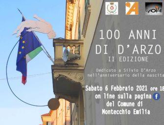 Montecchio, 100 anni di Silvio D'Arzo