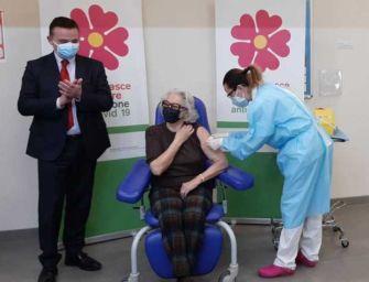 ER inizia le vaccinazioni per gli over 85