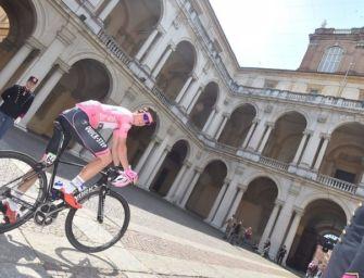 Giro d'Italia. Mercoledì 12 maggio al via da piazza Roma la quinta tappa, la Modena-Cattolica