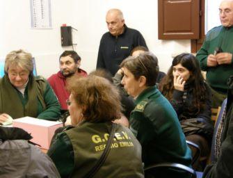 La Provincia di Reggio ha rinnovato per altri tre anni la collaborazione con le Guardie ecologiche volontarie