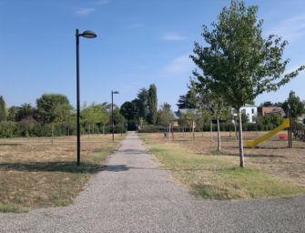 Reggio, verde: proseguono le piantumazioni. Al parco Baldoni: 50 nuovi alberi