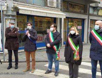 Reggio. Commemorati i 4 martiri di via Porta Brennone