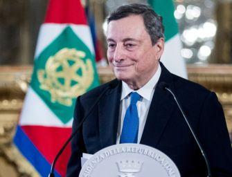 Il governo Draghi durerà un anno