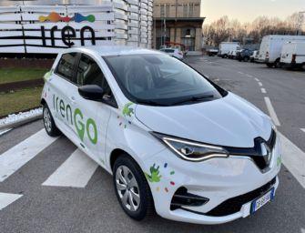 Renault fornirà a Iren 320 veicoli elettrici